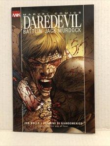Daredevil Battlin' Jack Murdock #1