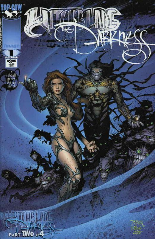 Witchblade/Darkness Special #1 VF/NM; Image | save on shipping - details inside