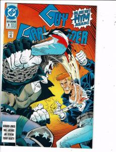 Lof Of 3 DC Comics Guy Gardner # 8 Crucible # 1 Batman Shadow Of The Bat # 1 HJ6