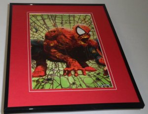 Spider-Man Marvel Zombies #1 Framed 11x14 Poster Display