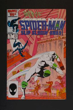 Web of Spider-Man #23 February 1987
