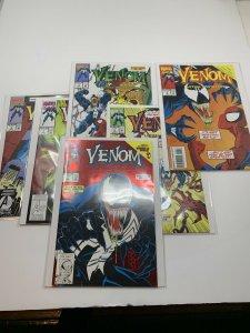 VENOM LETHAL PROTECTOR #1-6 Comic Book LOT FULL SERIES 1ST APP SCREAM SPIDER-MAN