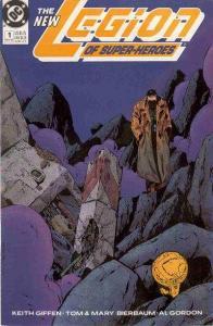 Legion of Super-Heroes (1989 series) #1, NM- (Stock photo)