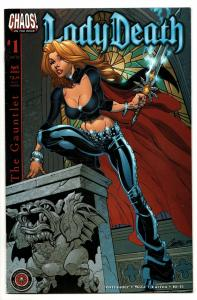 Lady Death: The Gauntlet #1 (Chaos!, 2002) FN