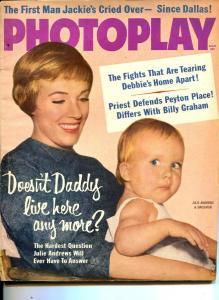 Photoplay-Julie Andrews-Jackie Kennedy-Debbie Reynolds-March-1966