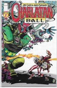Charlatan Ball    #1 FN