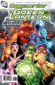 Green Lantern (2005 series) #53, NM (Stock photo)