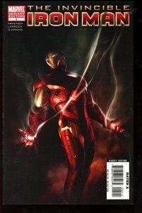 Invincible Iron Man #5 (2010)