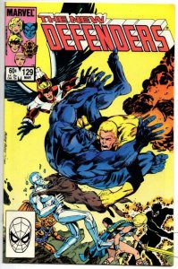 DEFENDERS #129, NM-, Valkyrie, Gargoyle, Beast, 1972 1984, Marvel