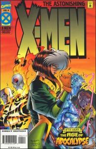 Marvel THE ASTONISHING X-MEN (1995 Series) #4 VF/NM