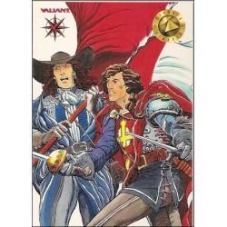 1993 Valiant Era ETERNAL WARRIOR #8 - Card #112