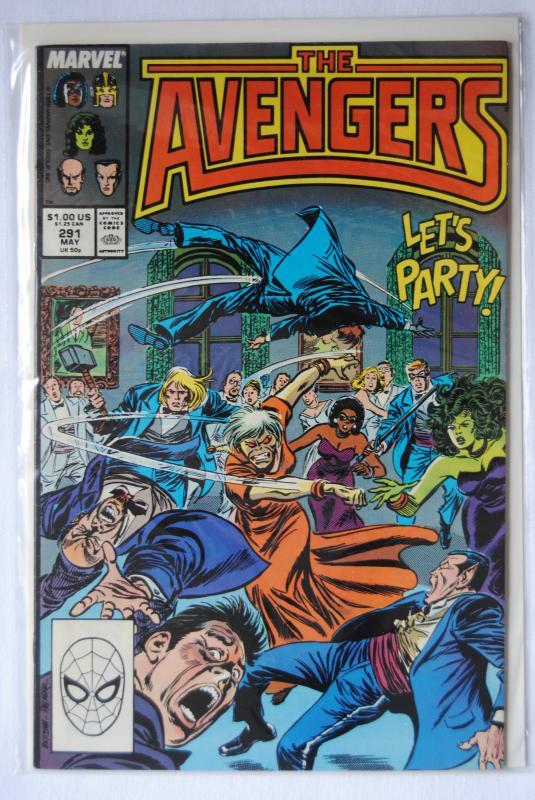 The Avengers, 291