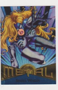 1995 Marvel Metal #26 Spider-Woman