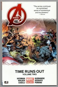 Avengers Time Runs Out Vol 2 TPB | 1st Print (Marvel, 2015) New!