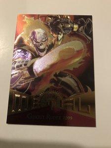 GHOST RIDER 2099 #46 card : Marvel Metal 1995 Fleer Chromium NM/M Avengers, base
