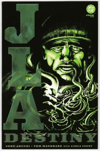 JLA Justice League Of America Destiny #4 (DC, 2002) FN