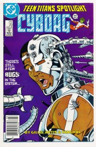 Teen Titans Spotlight (1986) #20 VF