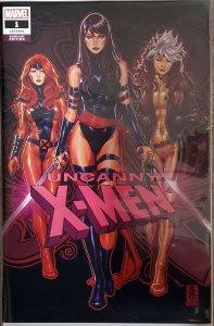 UNCANNY X-MEN #1 ~ MARK BROOKS SEXY VARIANT COVER (2019) RARE