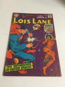 Superman's Girlfriend Lois Lane 81 Vg Very Good 4.0 DC Comics Silver Age