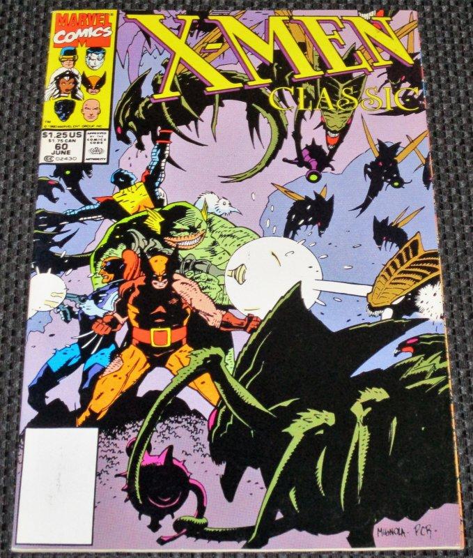 X-Men Classic #60 (1991)