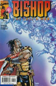 Bishop The Last X-Man #11 VF/NM; Marvel   save on shipping - details inside