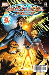 Fantastic Four (1998 series) #60, NM (Stock photo)