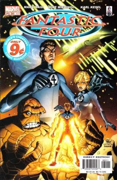 Fantastic Four (1998 series) #60, VF+ (Stock photo)