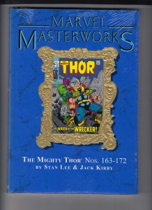 Marvel Masterworks MMW 112 Mighty Thor Limited Variant NEW in Shrink Wrap