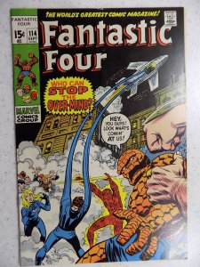 FANTASTIC FOUR # 114 MARVEL HI GRADE