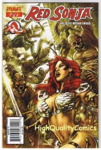 RED SONJA #29, NM, Tocchini, Femme, Robert Howard, 2005, more RS in store