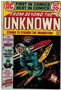 FROM BEYOND THE UNKNOWN 18 FN Sept. 1972
