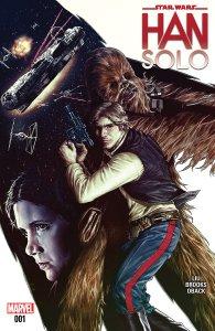 2016 Star Wars: Han Solo #1