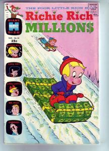 Richie Rich Millions #46 (Mar-71) NM- High-Grade Richie Rich