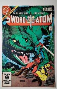 Sword of the Atom #3 (1983) DC Comic Book J754