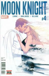 Moon Knight (8th Series) #4 VF/NM; Marvel | save on shipping - details inside