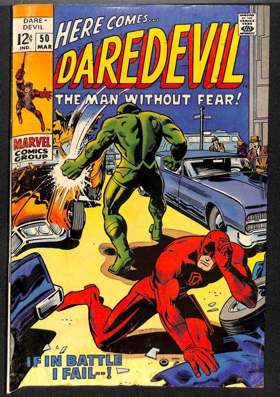 Daredevil #50 (1969)