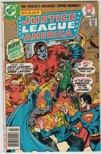 Justice League of America #140 (Mar-77) VF/NM High-Grade Justice League of Am...