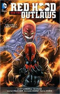 Red Hood and the Outlaws TPB #7 VF/NM; DC   save on shipping - details inside