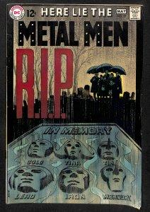 Metal Men #37 (1969)