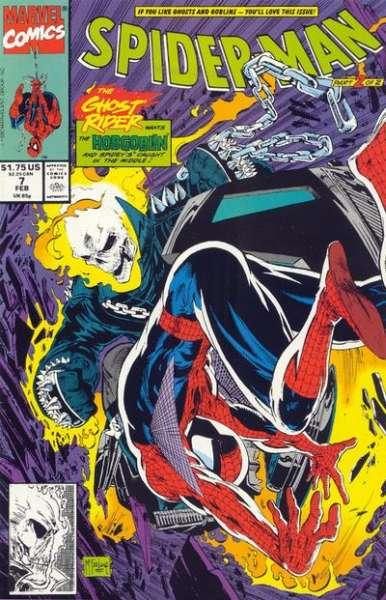 Spider-Man (1990 series) #7, NM- (Stock photo)
