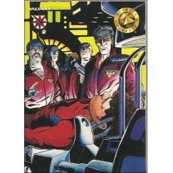 1993 Valiant Era HARBINGER #11 - Card #55