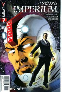 Imperium #7B VF/NM; Valiant | save on shipping - details inside