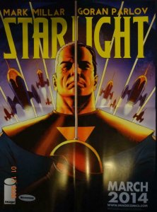 STAR LIGHT Promo Poster, 18 x 24, 2014, IMAGE Unused more in our store 521