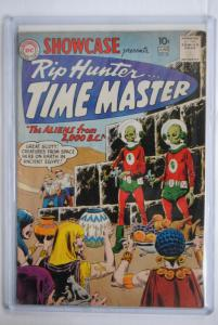 Showcase Presents Rip Hunter Time Master. 26, 1960
