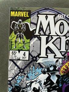 Moon Knight Vol.2 #4 (1985 Marvel) Fist Of Khonshu