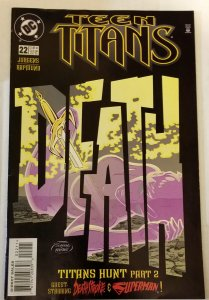 Teen Titans #22 (1998)