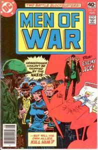 MEN OF WAR (1977-1980) 19 VF-NM Aug. 1979 COMICS BOOK