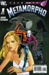 Metamorpho: Year One #1 VF/NM; DC | save on shipping - details inside