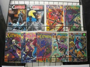 Catwoman Sampler Lot of 9Diff Jo Duffy + Jim Balent's Bodacious Take on Thief