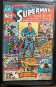 Superman #423 (1986)